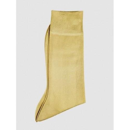 Sosete barbati bej clasic-elegant RIGHT LEFT ART 2990 GOLD