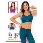 Bustiera sport pentru femei 110701 Intimidea Active-Fit