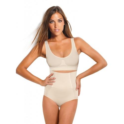Chilot postnatal cu corset inalt BODYEFFECT