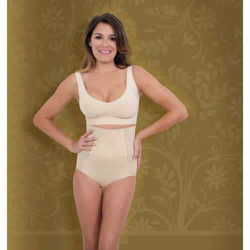 Chilot modelator pentru  femei cu corset si talie foarte inalta BODYEFFECT 311778