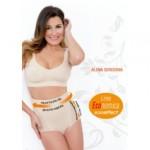 Chilot modelator pentru femei cu talia inalta INTIMIDEA 311799