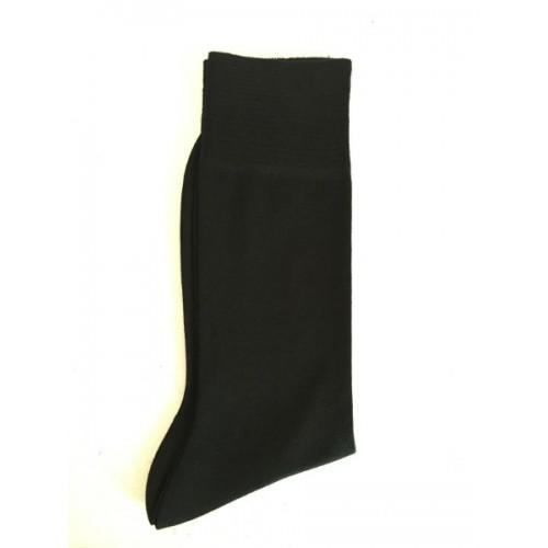 Sosete barbati clasic-elegant UOMO negru ART 221