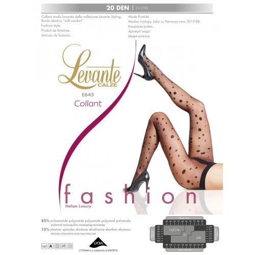 Dresuri fashion dama LEVANTE E643