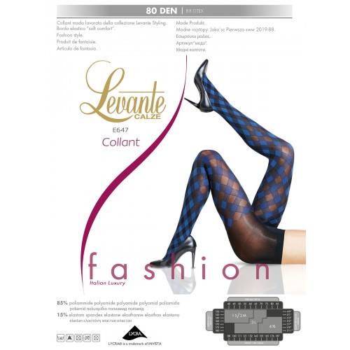 Dresuri fashion dama LEVANTE E647